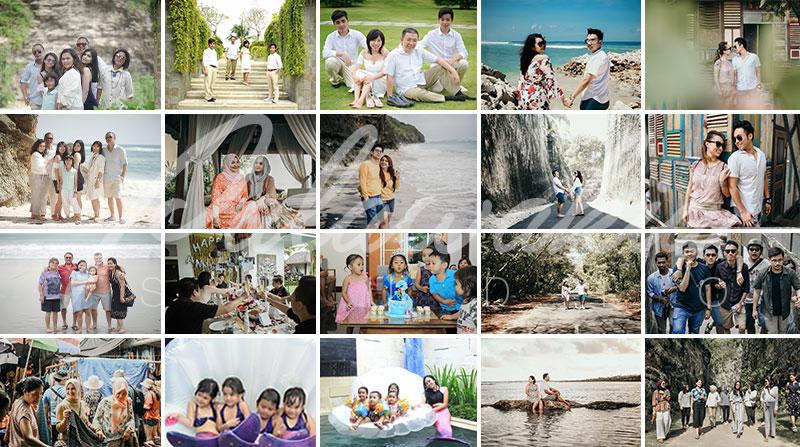 Jasa Fotografer Liburan di Bali